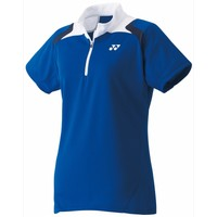 Yonex Badminton Tenis L20241 Polo Kadın Tişört - Mavi