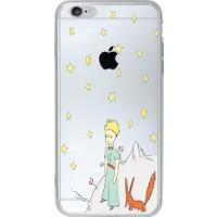 Microsonic Apple iPhone 6 Desenli Kılıf Küçük Prens