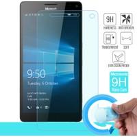 Microsonic Microsoft Lumia 950 XL Nano Cam Ekran koruyucu Kırılmaz film