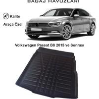 Gün-San Volkswagen Passat B8 2015 Ve Sonrası 3D Bagaj Havuzu