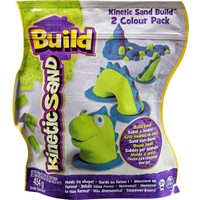 Kinetic Sand Build İki Renk 71428
