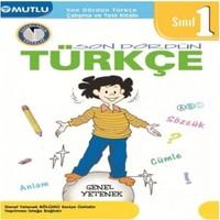 Mutlu Yayınları 1. Sınıf Türkçe Okul Not Defteri