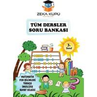 Zeka Küpü Yayınları 3. Sınıf Tüm Dersler Soru Bankası