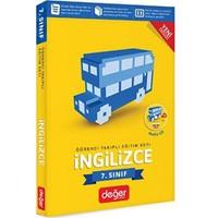 Değer Yayınları 7. Sınıf İngilizce Öğrenci Takipli Eğitim Seti