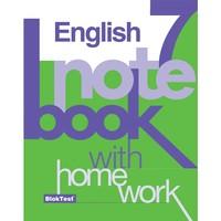 Bloktest Yayınları 7. Sınıf İngilizce Kazanım Defteri