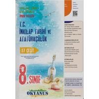Okyanus Yayınları 8. Sınıf İnkılap Tarihi ve Atatürkçülük İpucu Yaprak Test