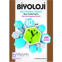 Bilgi Yolu Yayınları 10. Sınıf Biyoloji Daf 2 Dönem A Serisi