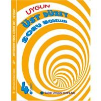 Sadık Uygun Yayınları Üst Düzey Soru Modelleri 4. Sınıf