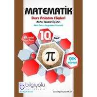 Bilgi Yolu Yayınları 10. Sınıf Matematik Daf A