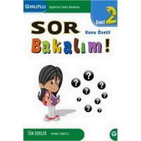 Mutlu Yayınları Sor Bakalım 2 Tüm Dersler Soru Bankası