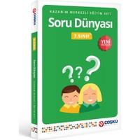 Coşku Yayınları 7. Sınıf Soru Dünyası