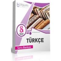 Bilgi Yolu Yayınları 8. Sınıf Türkçe Soru Bankası