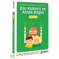 Coşku Yayınları 7. Sınıf Kames Din Kültürü Ahlak Bilgisi 2015