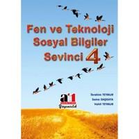 A1 Yayıncılık 4. Sınıf Fen ve Teknoloji Sosyal Bilgiler