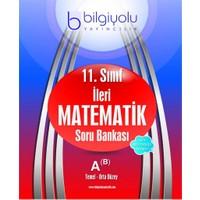 Bilgi Yolu Yayınları 11. Sınıf İleri Matematik Soru Bankası