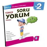 Mutlu Yayınları 2. Sınıf Türkçe Soruyorum