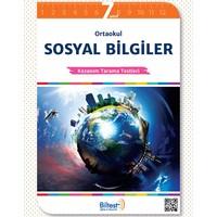 Biltest Yayınları 7. Sınıf Sosyal Bilgiler Kazanım Tarama Testleri