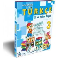 Üçgen Yayınları 3. Sınıf Geliştiren Türkçe Dil ve Anlam Bilgisi