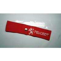 Slammed Peugeot Tampon Çeki İpi Süsü Dili