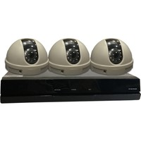 Begas 3 AHD Kameralı 1.0mp Güvenlik Sistemi Paketi - P172