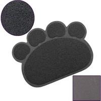 Net Akvaryum Pet Kedi Paspası Koyu Gri 60X45 Cm