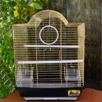 Qh Pet Cage Kafes 34,5X28X45,5 Prinç
