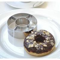 Nomnom Donut Kurabiye Kalıbı Yuvarlak Modeli Doughnuts