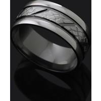 Cadde Takı Gümüş Alyans Cddgwbs000015
