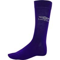 Umbro İnce Antreman Çorabı Erkek Çorap Mor 2008356-1401