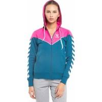 Hummel Autumn Winter Kadın Mavi Ceket (T36180-7880)