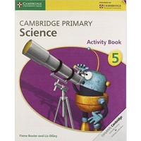 Cambridge Primary Science Activity Book Stage 5