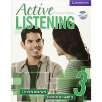 Active Listening 3 Second Edition