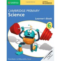 Primary Science Learners Book 6
