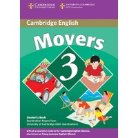 Movers 3 Students Book Yay
