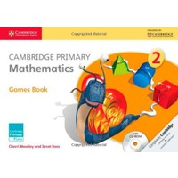 Cambridge Primary Mathematics Games Book Stage 2