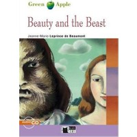 Beauty And The Beast Con Cd Audio Black Cat