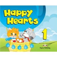 Happy Hearts 1 Book