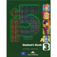 Incredible 5 Team 3 Students Book