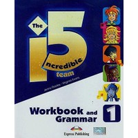 Incredible 5 1 Workbook And Grammar