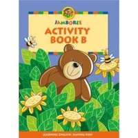 Jamboree Storytime Activity Book Level B