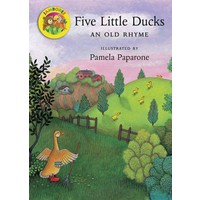 Jamborree Five Little Ducks