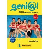 Genial Ferienheft A2 With Cd