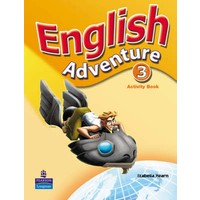 English Adventure-3 Activity Book