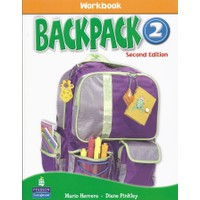 Backpack Second Edition 2 Workbook