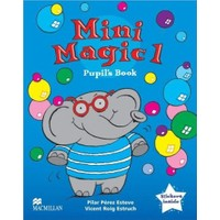 Mini Magic 1 Pupils Book
