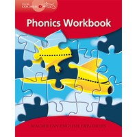 Phonics Workbook Young Explorers 1