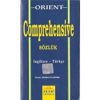 Comprehensive İngilizce Türkçe Sözlük