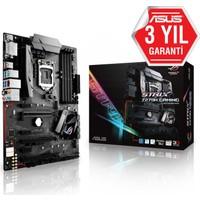 Asus ROG STRIX Z270H GAMING Intel Z270 3866MHz (OC) DDR4 Soket 1151 ATX Anakart