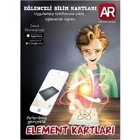 Ar Bilim Kartları: Artırılmış Gerçeklik Element Kartları