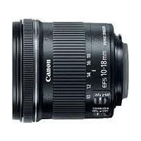 Canon Lens Ef-S 10-18Mm F4,5-5,6 Is Stm